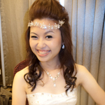 bridal makeup, wedding makeup